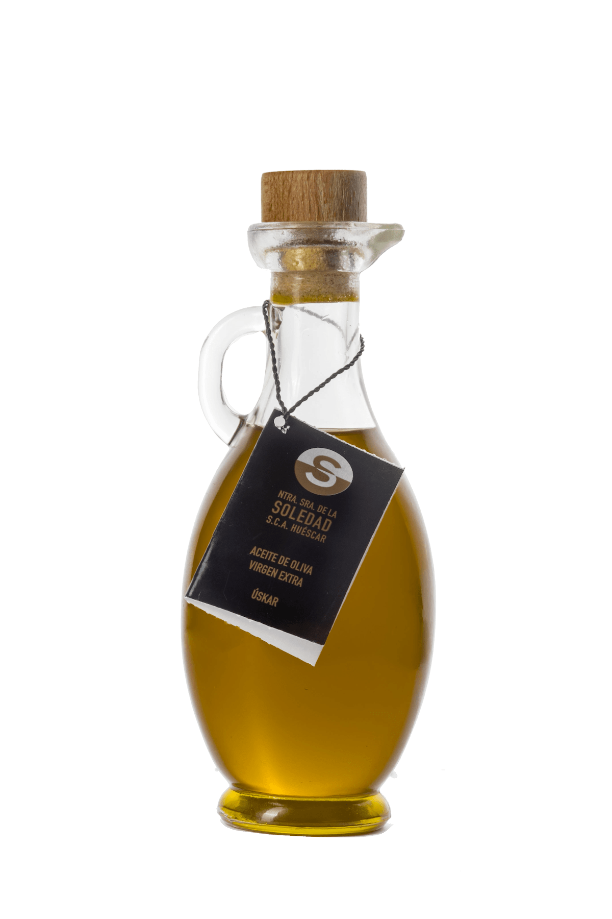 Aceite Cooperativa La Soledad envase 0.5L